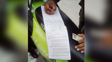 Cerca de 17 mil sancionados en Sucre por comportamientos contrarios a la ley