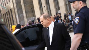 En video   Aplazan juicio de Harvey Weinstein por nuevas acusaciones
