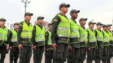 Policía invita a jóvenes bachilleres a incorporarse a la institución