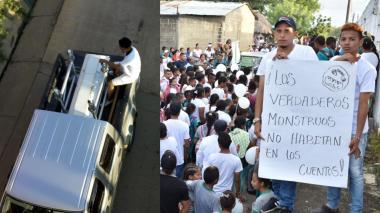 Puerto Libertador pide justicia por muerte de niña que habría sido abusada