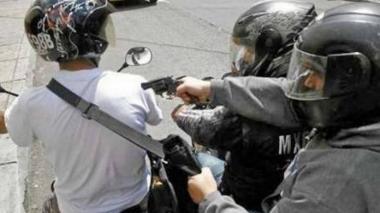 Sumas entre 1 y 5 millones de pesos eran exigidas por la banda de jaladores.