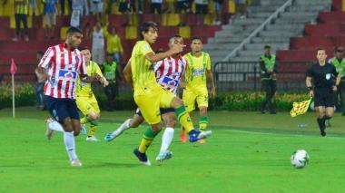 Reprograman Bucaramanga vs. Junior: se jugará el domingo