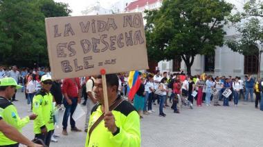 Crece indignación en Córdoba ante disidencias de las Farc