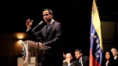 """Guaidó denuncia que exjefes de Farc """"amenazan"""" desde Venezuela"""