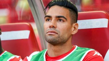 Radamel Falcao espera definir pronto su futuro.