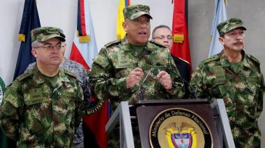 Comandante de las FF.MM. ratifica que video de 'Márquez' y 'Santrich' fue grabado en Venezuela
