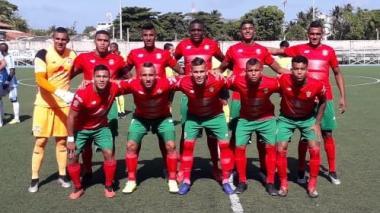 Barranquilla FC sufrió una nueva derrota en la B.