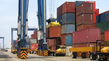 Fuerte caída de 9,9% de las exportaciones en julio