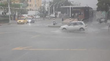 Ideam prevé lluvias para la tarde de este miércoles en Atlántico