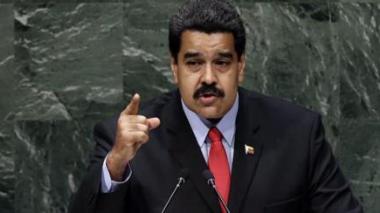 Nicolás Maduro Moros, presidente de Venezuela.