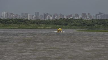 Por su cercanía con Barranquilla, el parque se convierte en un pulmón para la ciudad.