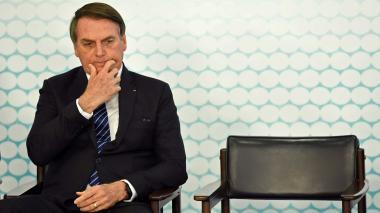 """El presidente Bolsonaro operado con """"éxito"""" en Brasil"""
