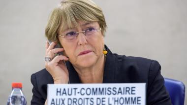 Bachelet denuncia más posibles ejecuciones extrajudiciales en Venezuela