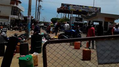 Normalidad en Paraguachón a pesar de los anuncios del gobierno venezolano