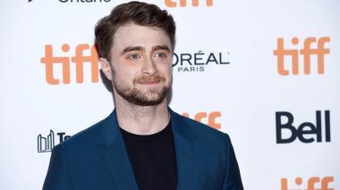 El actor Daniel Radcliffe.