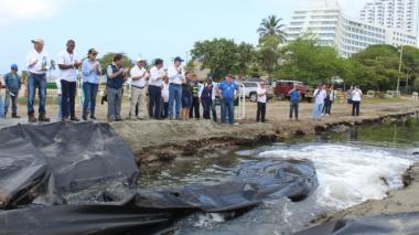 """""""El Laguito vuelve a la vida"""": alcalde (e) de Cartagena"""