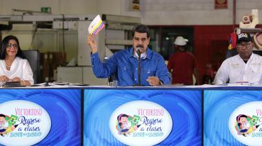 """Gobierno de Maduro rechaza """"infame"""" activación de tratado de defensa TIAR"""