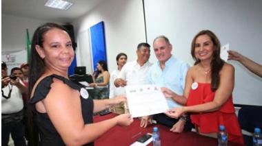 La Costa en breves   Otras 222 mujeres emprendedoras en el Cesar