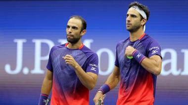 """""""Es algo soñado"""": Cabal y Farah regresan a Colombia tras ganar el US Open en dobles"""