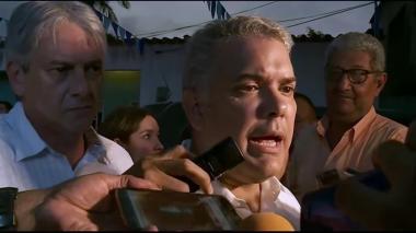 En video | La expulsión de 'Santrich' y el 'Paisa' era necesaria hace mucho rato: Duque
