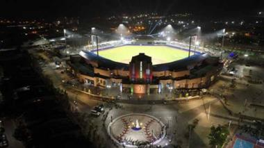 Estadio Édgar Rentería.