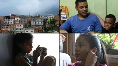 "En video | Éxodo venezolano por crisis deja más de un millón de ""huérfanos"""