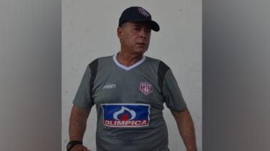 Pedro Sarmiento, técnico saliente del Unión Magdalena.