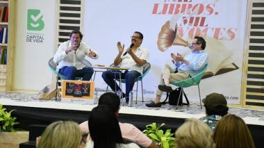 En video | Tributo a Vargas Cantillo en Libraq