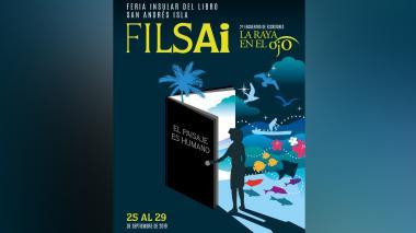 Feria Insular del Libro en San Andrés Isla, FILSAI 2019