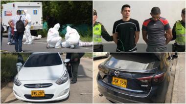 Negocios con carros y estafa con billetes falsos, hipótesis tras doble homicidio