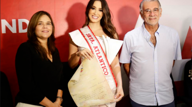 """La coronación de la señorita Atlántico será este sábado en Malambo"": Eduardo Verano"