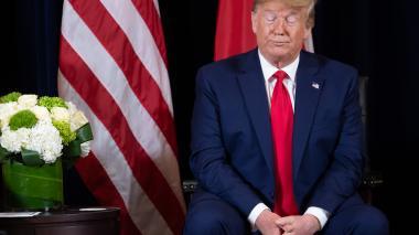 "Trump ironiza sobre Greta Thunberg, ""una joven muy feliz"""