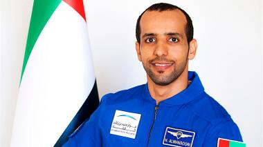 Un emiratí será el primer árabe en la estación espacial