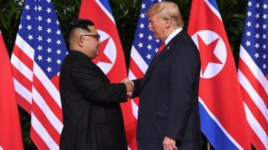 Corea del Norte elogia a Trump y menciona una nueva cumbre