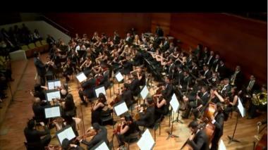 En video | Venezolanos y colombianos unen fuerzas en la 'orquesta de la integración'