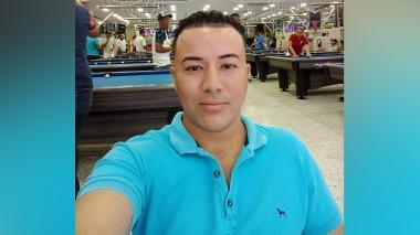 Guido Alberto Stand Madera, víctima fatal del accidente de tránsito.