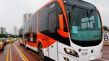 FDN hizo primer desembolso de $13.000 millones para el Transcaribe de Cartagena