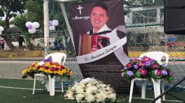 Cuerpo de músico asesinado en Perú arribó a Cartagena