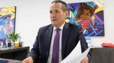 Ramón Rodríguez, director general de la Unidad para las Víctimas.