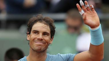 Rafa Nadal anunció este viernes su decisión de no participar.