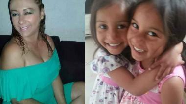 Se busca: Mujer desapareció hace tres meses con sus hijas
