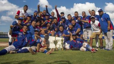 Pirringo Linero celebró en el béisbol local