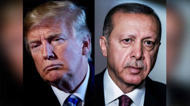 """Trump amenaza a Turquía con """"destruir"""" su economía si """"sobrepasa los límites"""" en Siria"""
