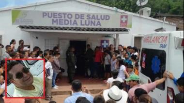 Muere profesor tras ataque de abejas en Media Luna, Cesar