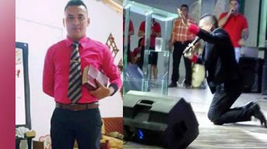 Luis Carlos Alvares Rivera, señalado delincuente.