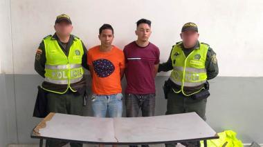 Capturan a señalados de asesinar a hombre en  Santa Verónica