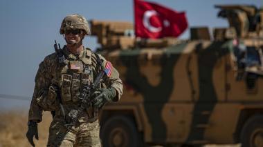 EEUU anuncia retiro de mil soldados del norte de Siria