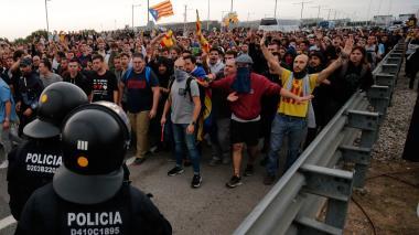 El FC Barcelona critica las penas de prisión a independentistas catalanes