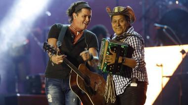Carlos Vives se ha caracterizado por llevar la música vallenata a todos los rincones del mundo.