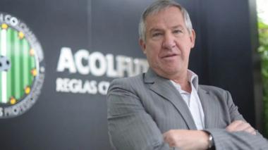"""""""No queremos el cese, solo queremos dialogar"""": Carlos González, director de Acolfutpro"""